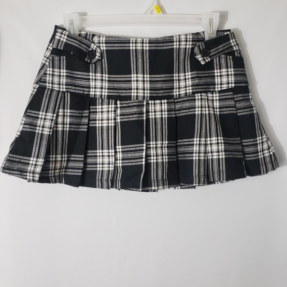 c1484265ef Forever 21 Skirts | 90s School Girl Plaid Clueless Mini Skirt | Poshmark
